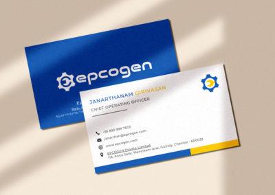 Epcogen Card